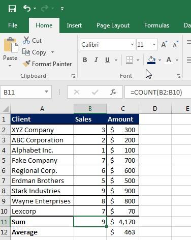 Excel Math Image 3